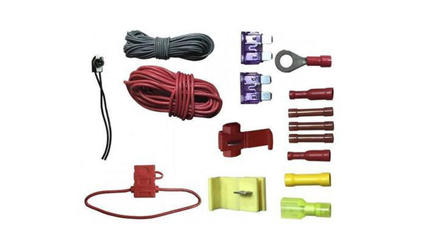 Air Horn - Air Source Unit  Wiring Kit - HornBlasters