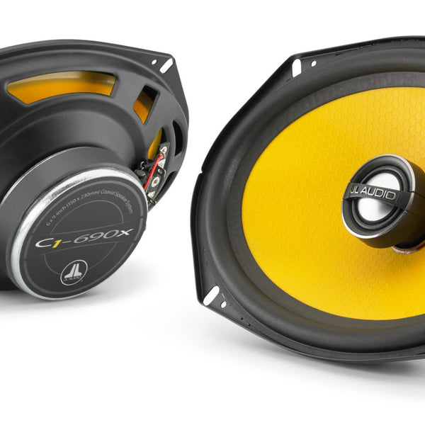 JL Audio C1-690x 6 x 9-inch (150 x 230 mm) Coaxial Speaker System