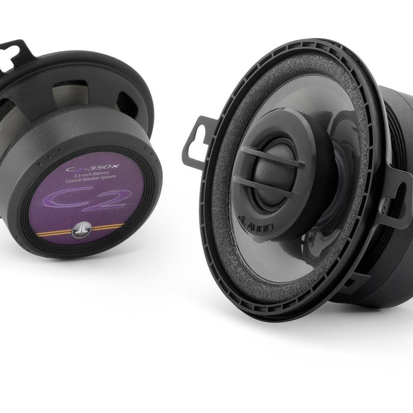 JL Audio C2-350x 3.5-inch (90 mm) Coaxial Speaker System