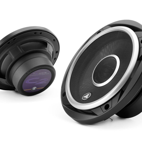 JL Audio C2-650x 6.5-inch (165 mm) Coaxial Speaker System