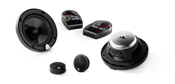 JL Audio C3-525 5.25-inch (130 mm) Convertible Component/Coaxial Speaker System