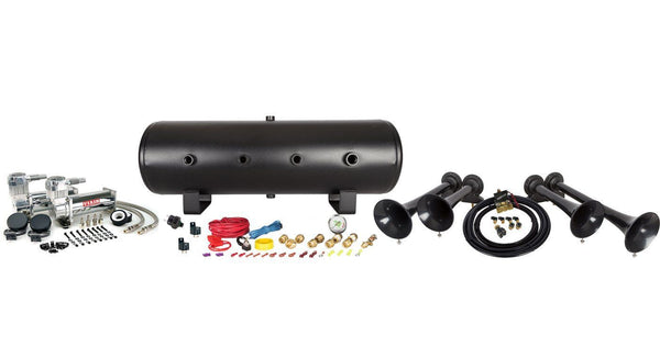 Conductor's Special 8 Gallon Train Horn Kit - HornBlasters
