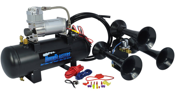 HornBlasters Bandit 228H Air Horn Kit
