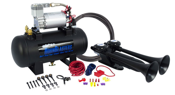 HornBlasters Dolphin 127H Air Horn Kit
