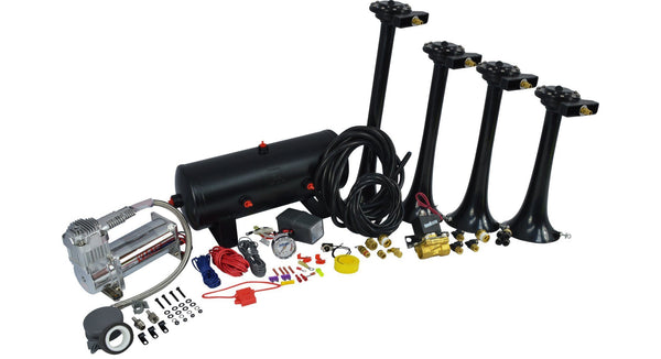 HornBlasters Conductor's Special 240 Train Horn Kit