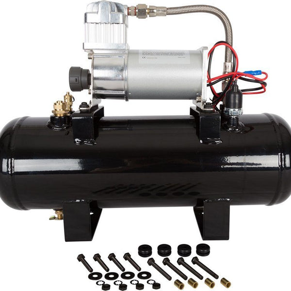 Viair 145 PSI High Flow 2 Gallon Air Source Kit