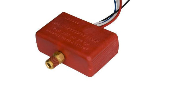 HornBlasters 165-200 PSI Weatherproof Pressure Switch with 40A Relays - HornBlasters
