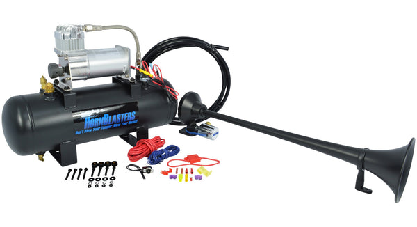 HornBlasters Safety Horn 228H Air Horn Kit