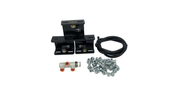 HornBlasters Nathan Airchime 3 Bell Remote Mounting Kit - HornBlasters