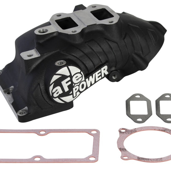 aFe Bladerunner Manifolds Intake Dodge Diesel Trucks 10-13 L6-6.7L (td) with Gaskets