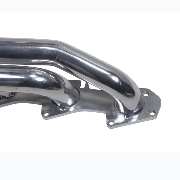 BBK 09-20 Dodge Challenger Hemi 5.7L Shorty Tuned Length Exhaust Headers - 1-3/4in Silver Ceramic