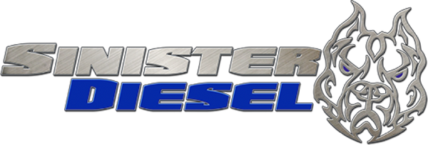 Sinister Diesel 99.5-03 Ford 7.3L Powerstroke Intercooler Charge Pipe Kit