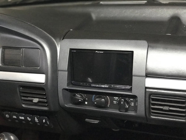 1992-1997 F250/F350 Bronco Double Din Dash Kit