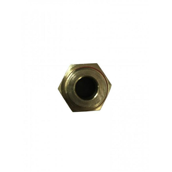 "1/2"" Male NPT to 3/4"" PTC Fitting - HornBlasters"