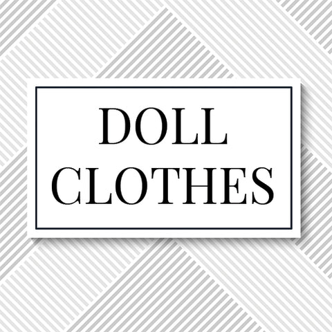 All Doll Clothes