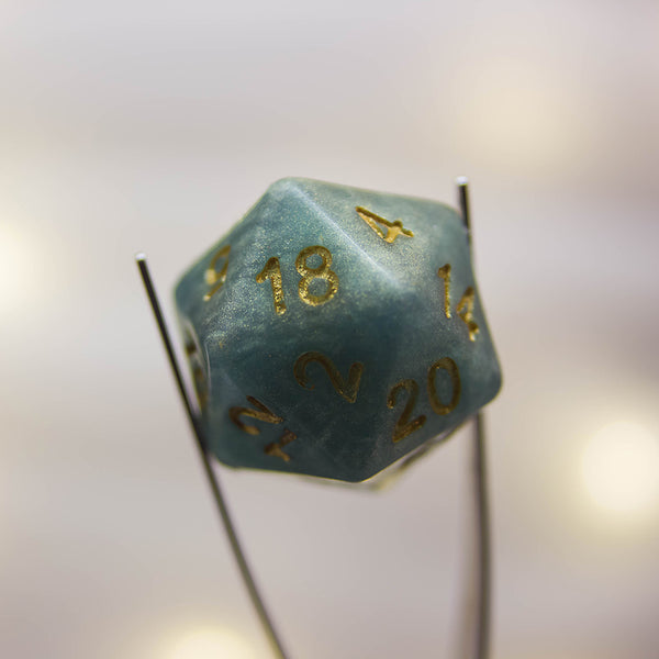 Art Dice - D20 - Forest