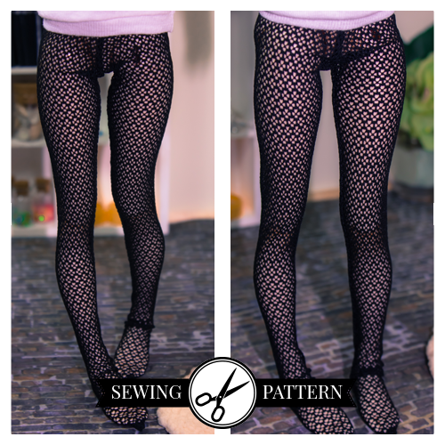 Slim MSD - Tights Sewing Pattern