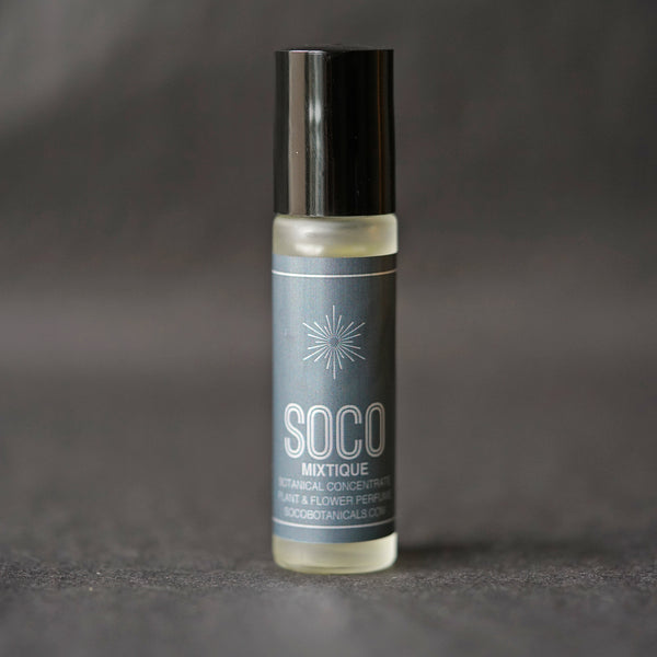 SKINCARE - SOCO MIXTIQUE •ORGANIC ROLL ON PERFUME•