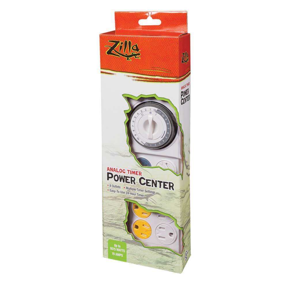 Zilla 24/7 Power Centers Analog