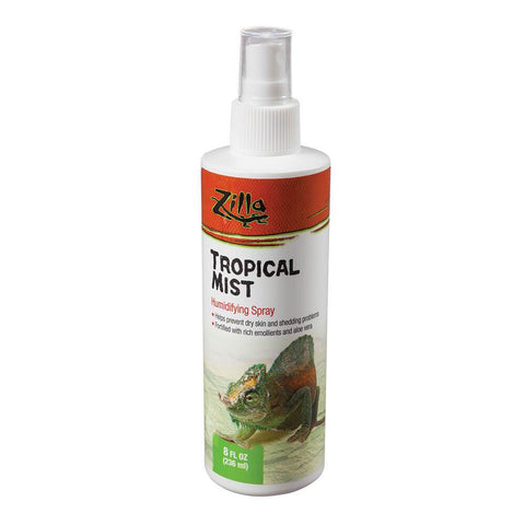 Zilla Tropical Mist Humidity Spray - DubiaRoaches.com