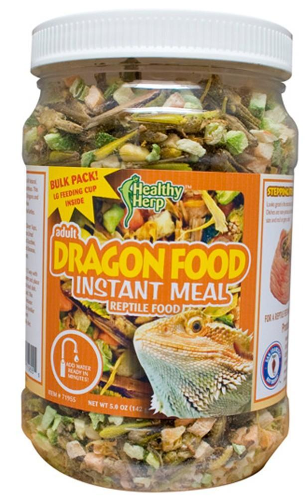 Healthy Herp Adult Dragon Food Instant Meal