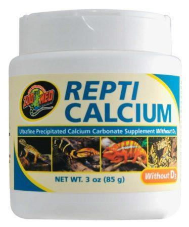 Zoo Med Repti Calcium without D3, 3oz
