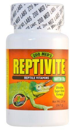 Zoo Med ReptiVite with D3, 2oz
