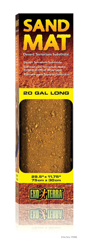 Exo Terra Sand Mat, 20 Gallon Long