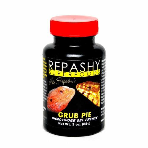 Repashy Grub Pie for Reptiles, 3 oz Repashy