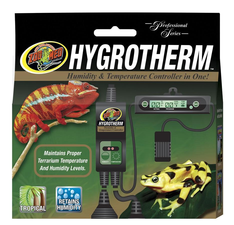 Zoo Med HygroTherm™ Humidity & Temperature Controller Zoo Med