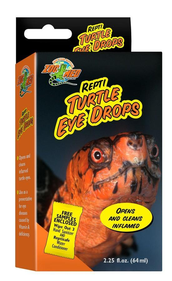 Zoo Med Repti Turtle Eye Drops - DubiaRoaches.com