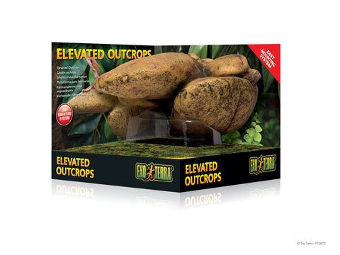 Exo Terra Elevated Outcrop Small - DubiaRoaches.com