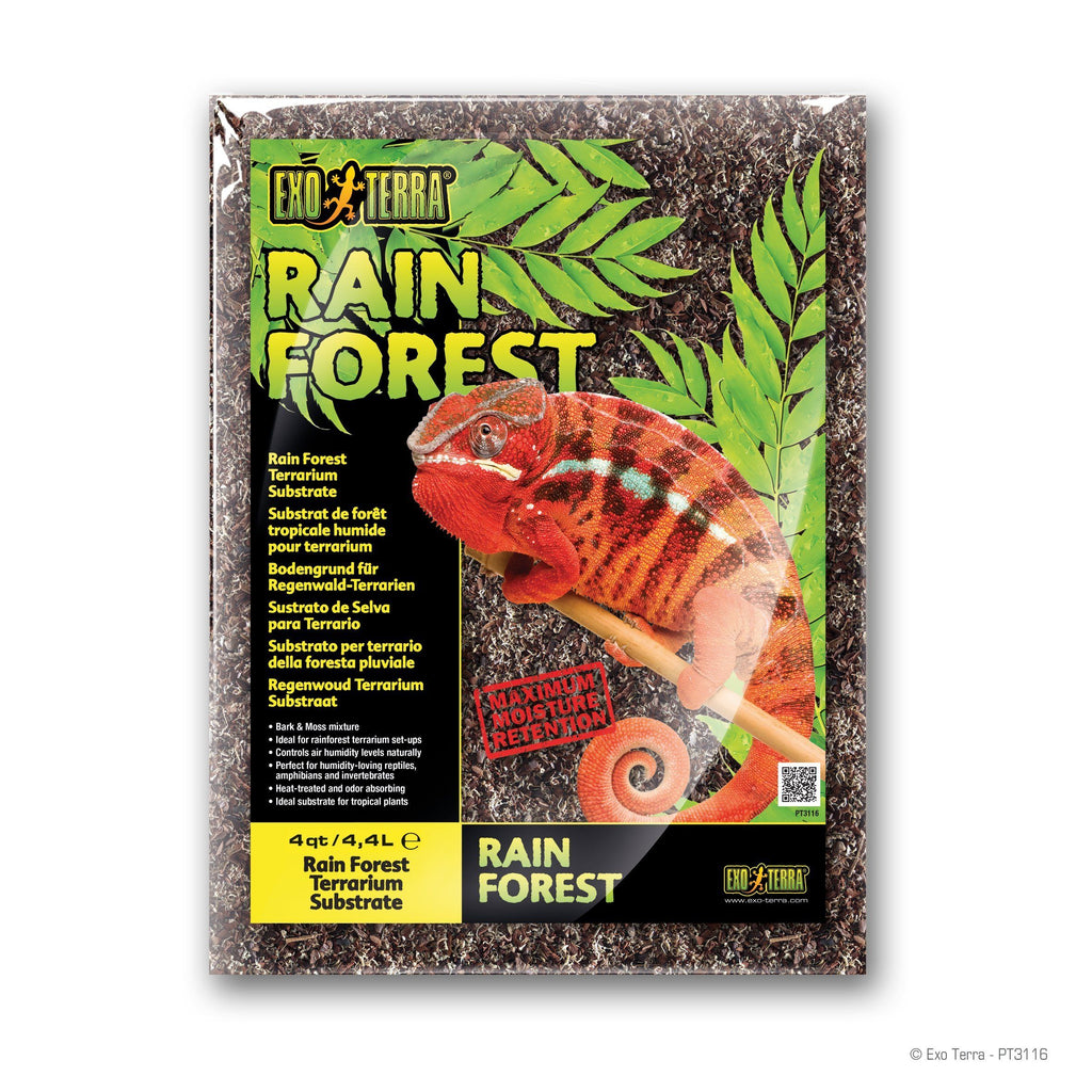 Exo Terra Rain Forest Substrate, 4qt