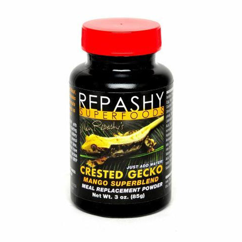 Repashy Crested Gecko MRP Diet Mango Superblend 3 oz - DubiaRoaches.com