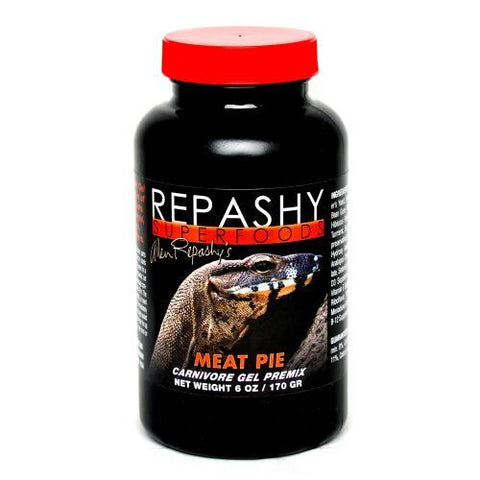 Repashy Meat Pie Reptile 6 oz - DubiaRoaches.com