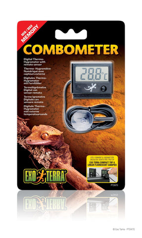 Exo Terra Digital Combometer (Thermo-Hygrometer) - DubiaRoaches.com