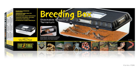 Exo Terra Breeding Box Large - DubiaRoaches.com