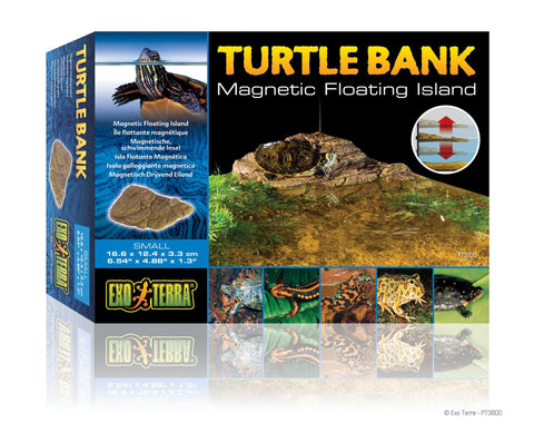 Exo Terra Turtle Bank Small - DubiaRoaches.com