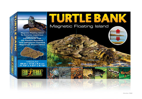 Exo Terra Turtle Bank Medium - DubiaRoaches.com