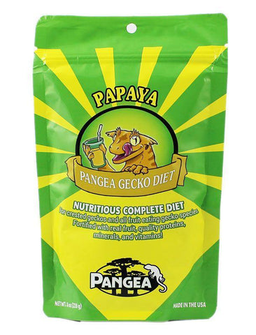 Pangea Fruit Mix Banana Papaya Complete Gecko Diet - DubiaRoaches.com