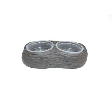 Pangea Stone Dual Cup Holder