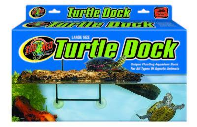 Zoo Med Turtle Dock® and Turtle Pond Dock® Large