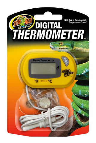 Zoo Med Digital Thermometer™ - DubiaRoaches.com