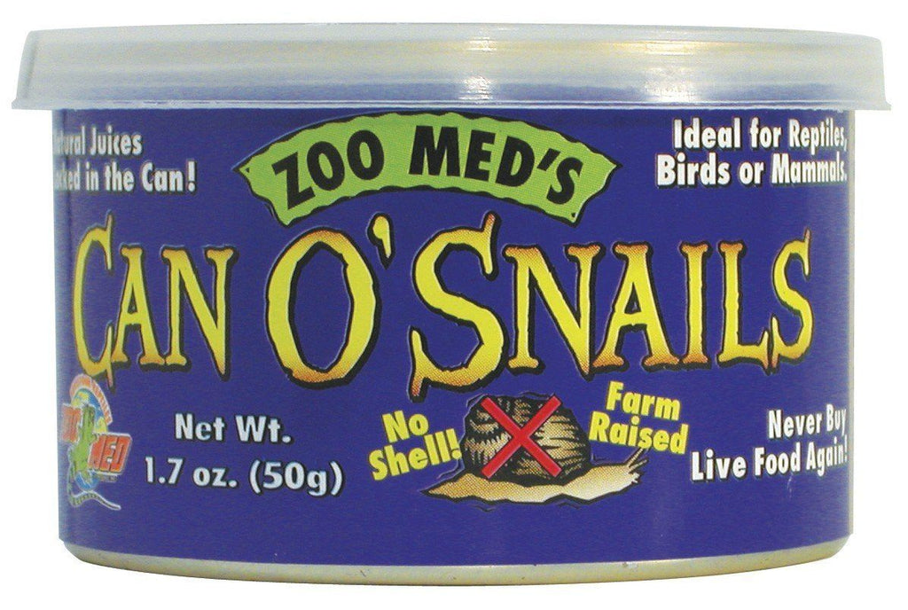 Zoo Med Can O' Snails - DubiaRoaches.com