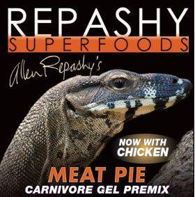 Repashy Meat Pie Reptile v2 (with Chicken), 3 oz - DubiaRoaches.com