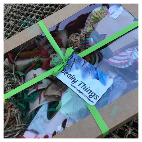 Beaky Elf Christmas Hamper 2019 (Pre-order for December shipping)