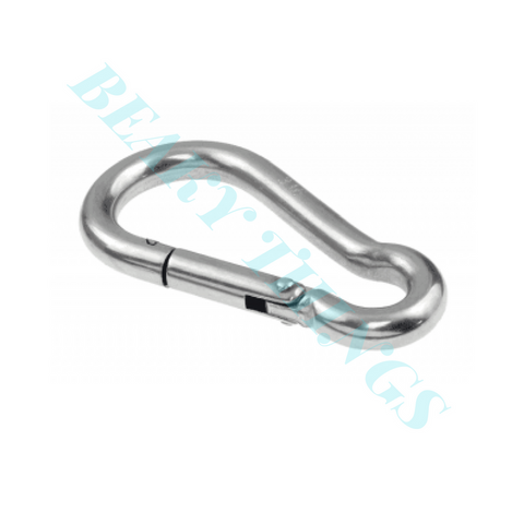Stainless Steel Carabina / Spring Clip