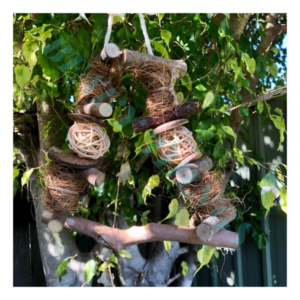 Natural Bird Swing (small)