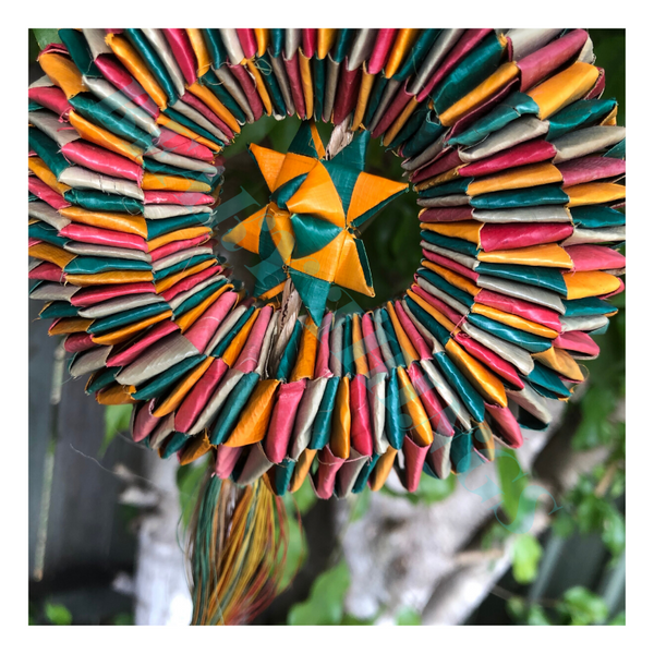 Bird Wheel Piñata Medium