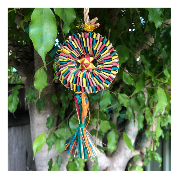 Bird Wheel Piñata Small